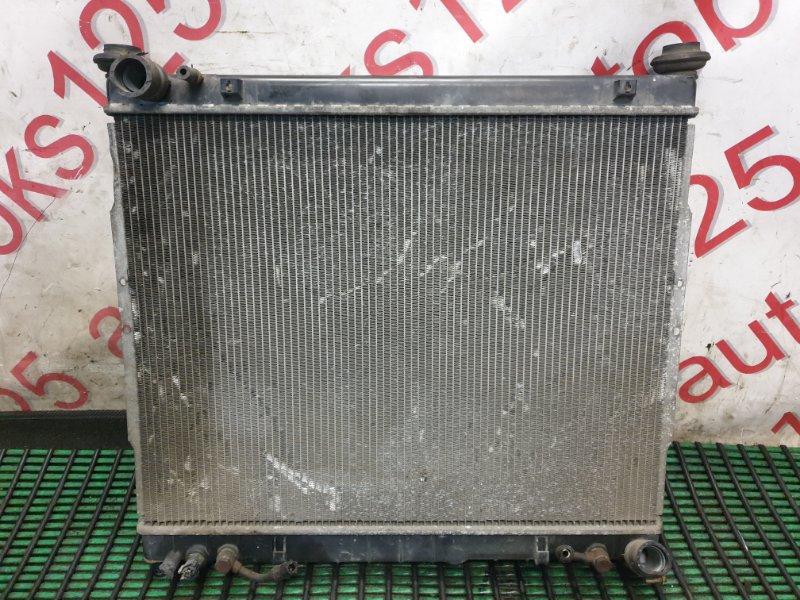 Радиатор двс Ssangyong Rexton OM602 (662 935) 2003