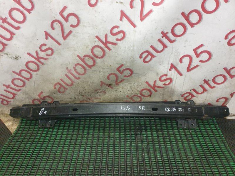 Усилитель бампера Hyundai Grand Starex TQ D4CB 2009 передний