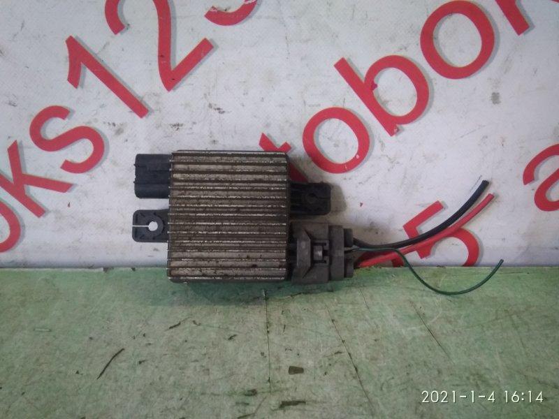 Блок управления вентилятором Ssangyong Actyon Sports D20DT (664) 2007