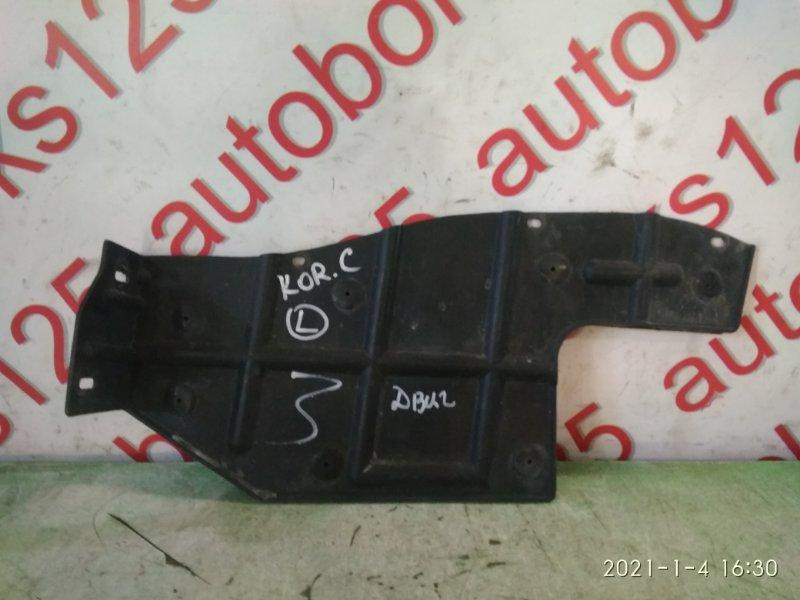 Защита двигателя Ssangyong Actyon CK D20DTF (671950) 2011 левая