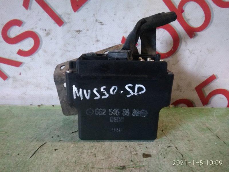 Реле свечей накала Ssangyong Musso FJ OM662 (662 920) 2003