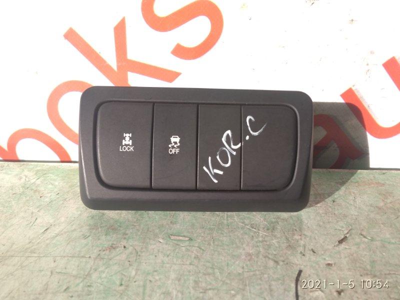 Кнопка включения 4wd Ssangyong Actyon CK D20DTF (671950) 2011