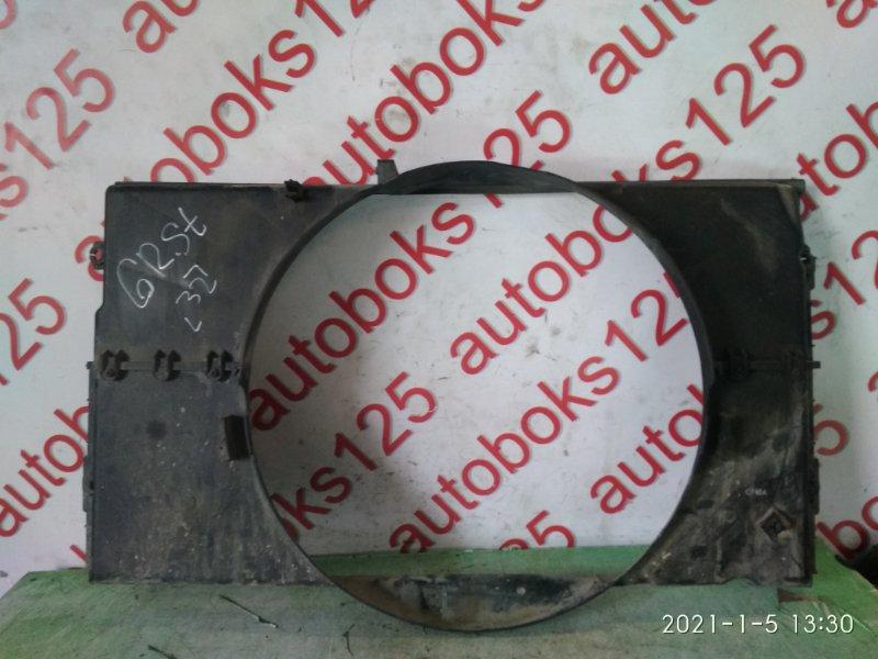 Диффузор радиатора двс Hyundai Grand Starex TQ D4CB 2008