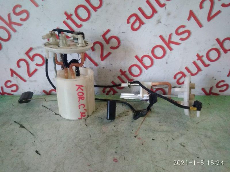 Датчик уровня топлива Ssangyong Actyon CK D20DTF (671950) 2011