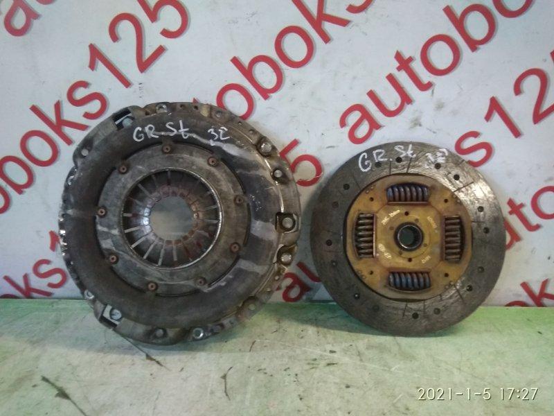 Корзина сцепления Hyundai Grand Starex TQ D4CB 2009