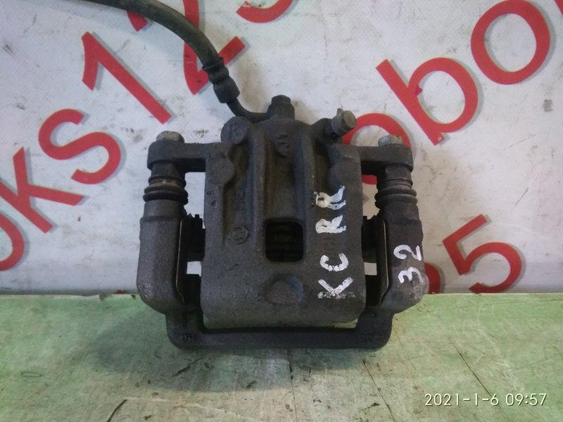 Суппорт Ssangyong Actyon CK D20DTF (671950) 2011 задний правый