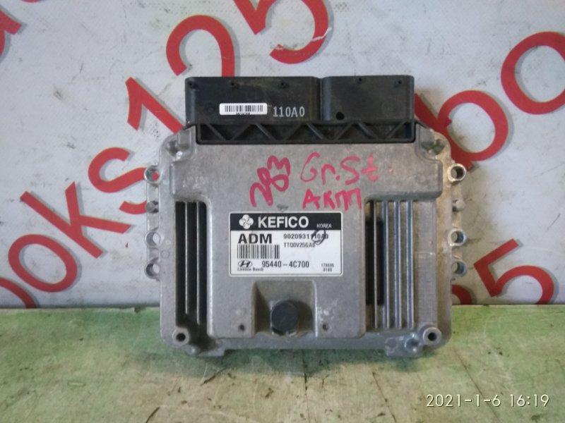Блок управления акпп Hyundai Grand Starex TQ D4CB 2008