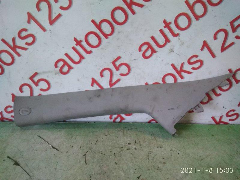 Обшивка стойки Ssangyong Actyon CK D20DTF (671950) 2011 передняя левая