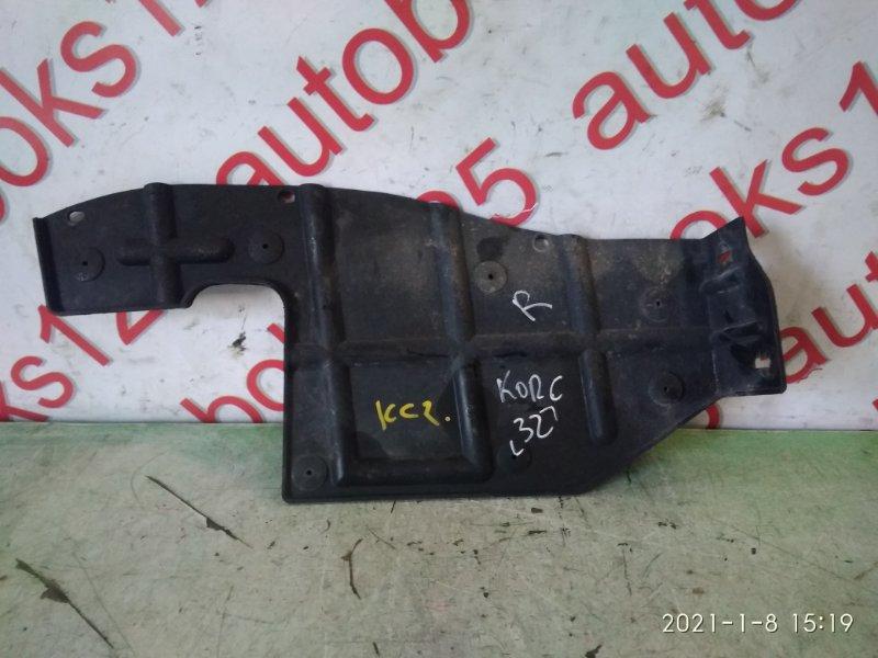 Защита двигателя Ssangyong Actyon CK D20DTF (671950) 2011 правая