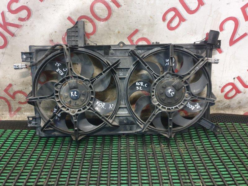 Диффузор радиатора двс Ssangyong Actyon CK D20DTF(671950) 2012