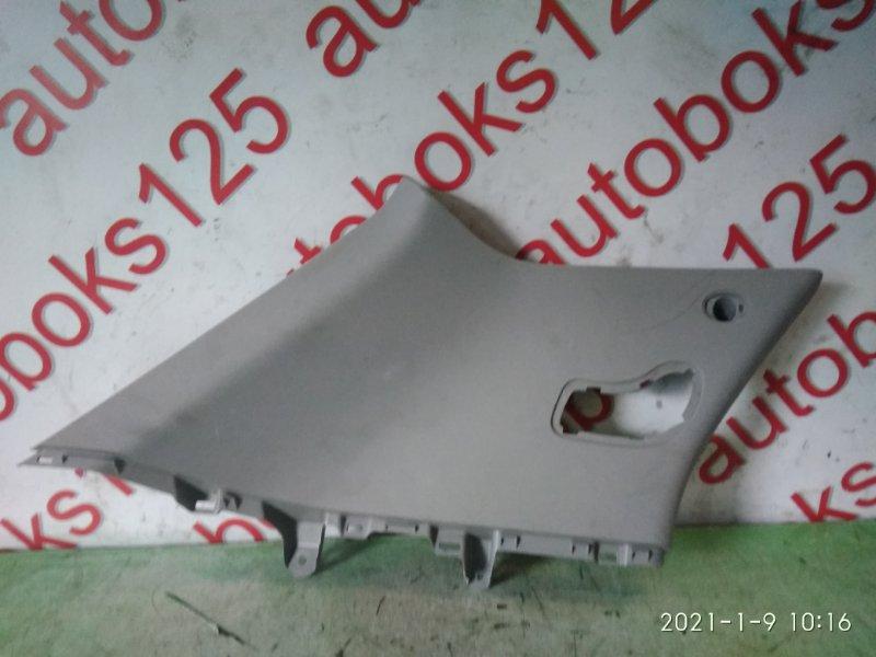 Обшивка стойки Ssangyong Actyon CK D20DTF (671950) 2012 задняя левая