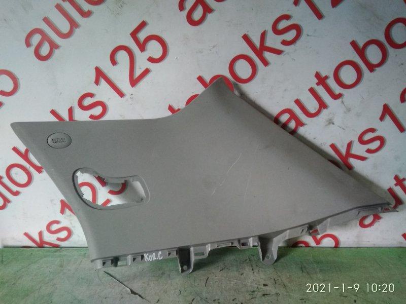 Обшивка стойки Ssangyong Actyon CK D20DTF (671950) 2012 задняя правая