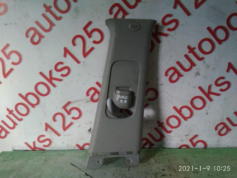 Обшивка стойки Ssangyong Actyon CK D20DTF (671950) 2012 правая