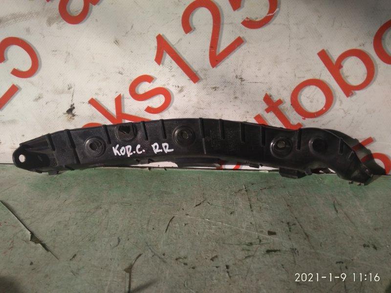 Крепление бампера Ssangyong Actyon CK D20DTF (671950) 2012 заднее правое