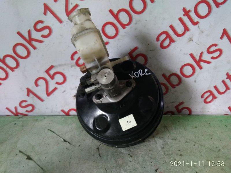 Главный тормозной цилиндр Ssangyong Actyon CK D20DTF (671950) 2012