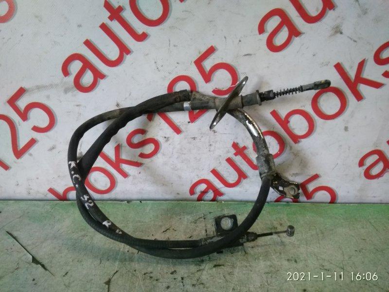 Трос ручника Ssangyong Actyon CK D20DTF (671950) 2012 задний правый