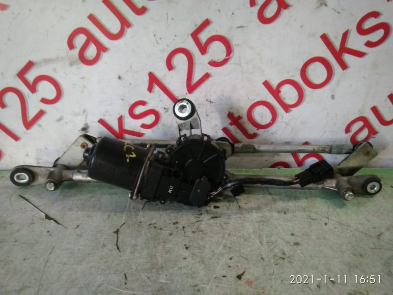 Трапеция дворников Ssangyong Actyon CK D20DTF (671950) 2012
