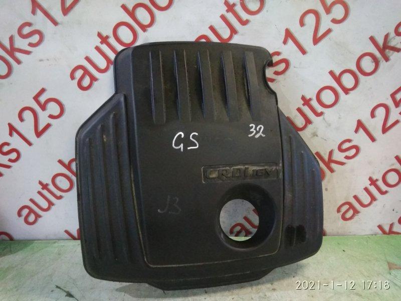 Крышка двигателя Hyundai Grand Starex TQ D4CB 2008
