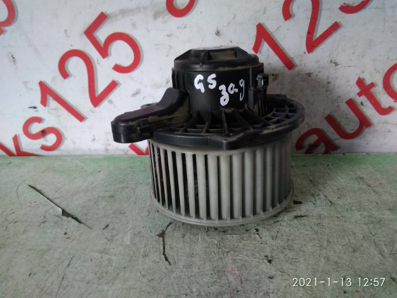 Мотор печки Hyundai Grand Starex TQ D4CB 2008 задний
