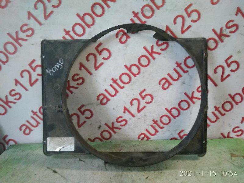 Диффузор радиатора двс Kia Bongo PU J3 2007