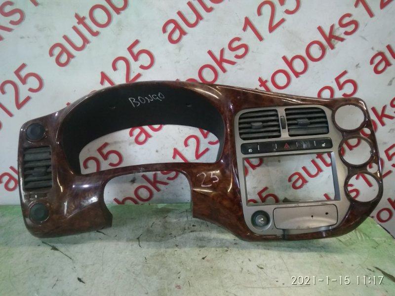 Консоль центральная Kia Bongo PU J3 2006
