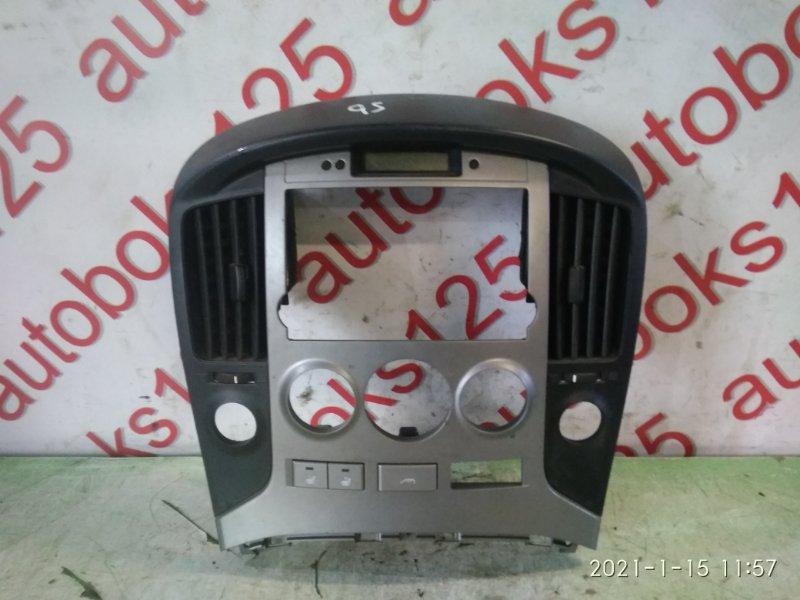 Консоль магнитофона Hyundai Grand Starex TQ 2009