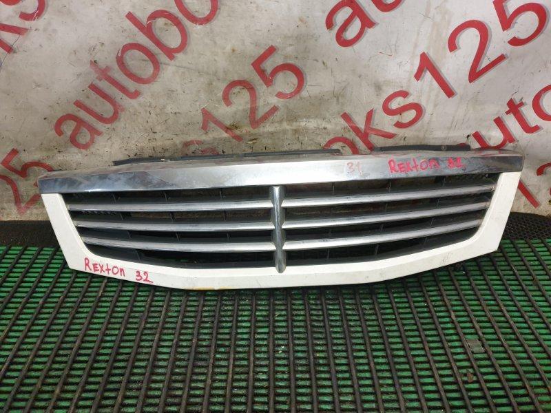 Решетка радиатора Ssangyong Rexton OM662 (662 920) 2005