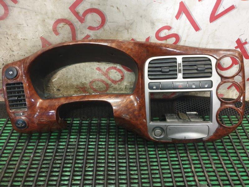 Консоль центральная Kia Bongo PU J3 2007