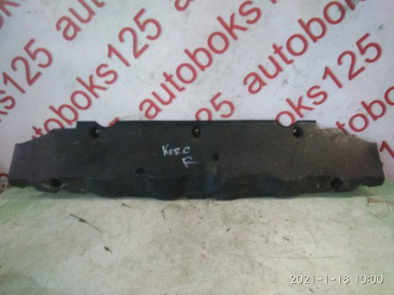 Защита бампера Ssangyong Actyon CK 2011 задняя