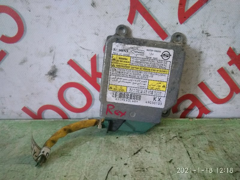 Блок управления аирбаг Ssangyong Rexton RJN D27DT 2007