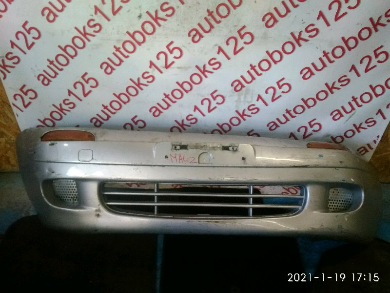 Бампер Daewoo Matiz 2006 передний