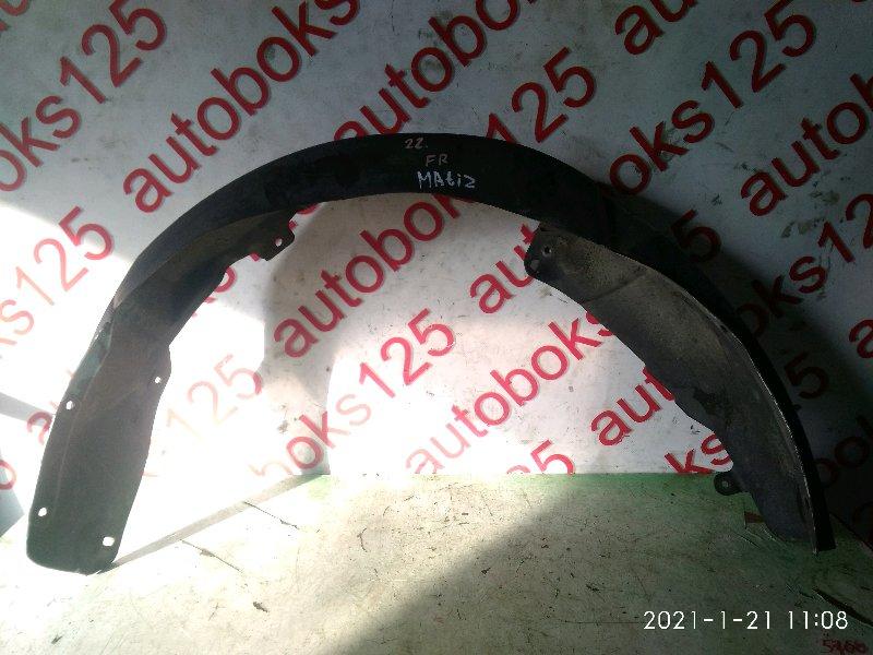 Подкрылок Daewoo Matiz 2006 передний правый