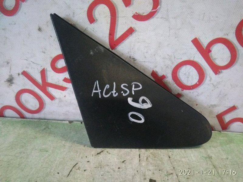 Накладка на крыло Ssangyong Actyon Sports 2006 передняя правая