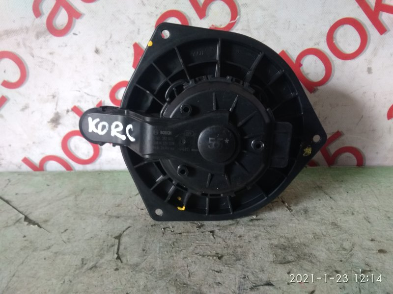 Мотор печки Ssangyong Actyon CK 2012