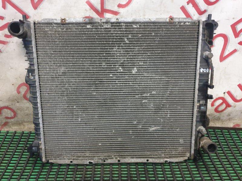 Радиатор двс Ssangyong Rodius D27DT 2007