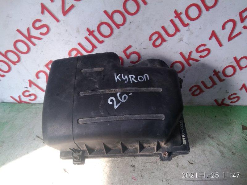 Корпус воздушного фильтра Ssangyong Kyron DJ D20DT (664) 2007
