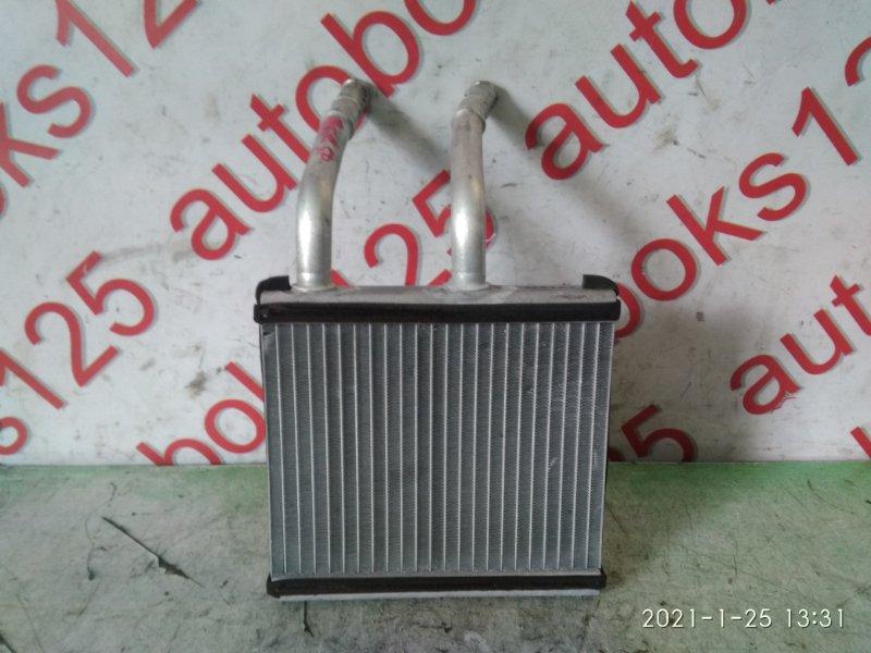 Радиатор печки Ssangyong Actyon Sports D20DT (664) 2007