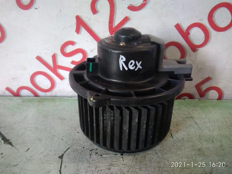 Мотор печки Ssangyong Rexton RJN D27DT 2007