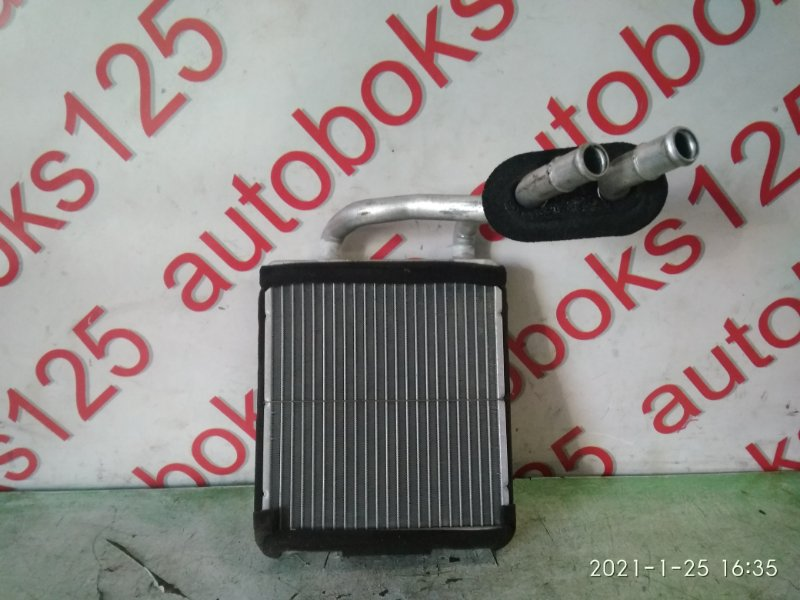 Радиатор печки Ssangyong Rexton RJN D27DT 2007