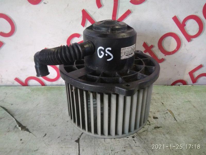 Мотор печки Hyundai Grand Starex TQ D4CB 2008