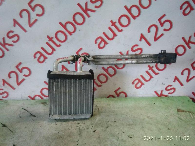 Радиатор печки Hyundai Starex A1 D4CB 2003 задний