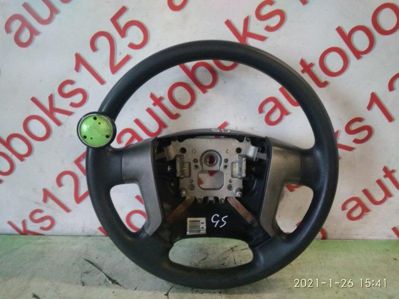 Руль Hyundai Grand Starex TQ D4CB 2009