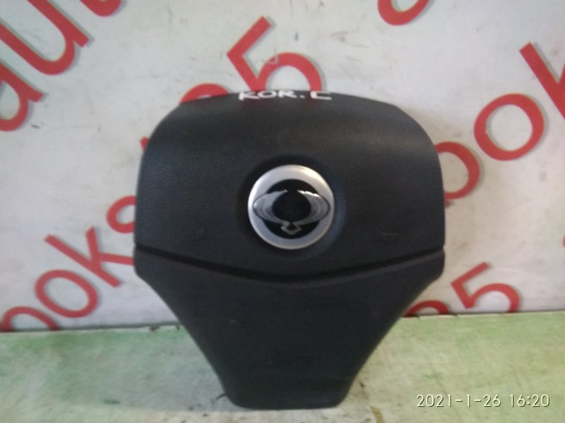 Подушка безопасности водителя Ssangyong Actyon CK D20DTF (671950) 2014