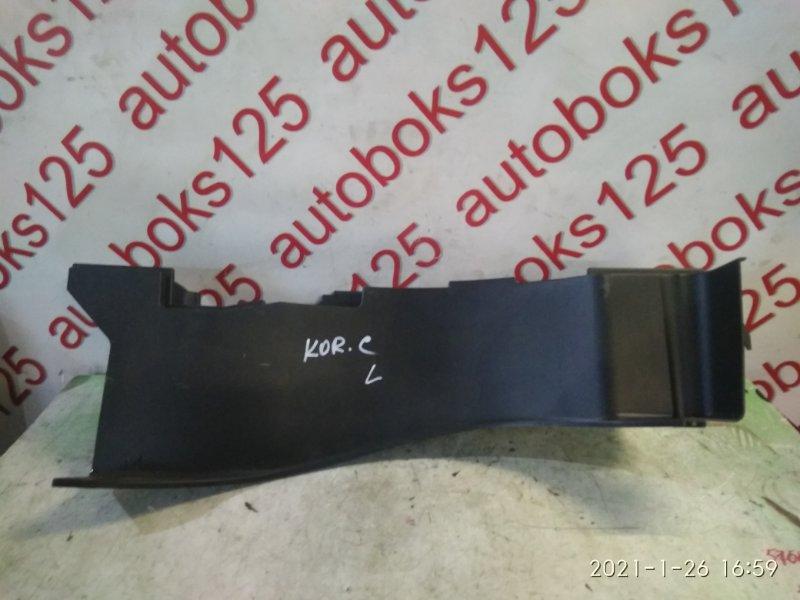 Ящик в багажник Ssangyong Actyon CK D20DTF (671950) 2012 левый