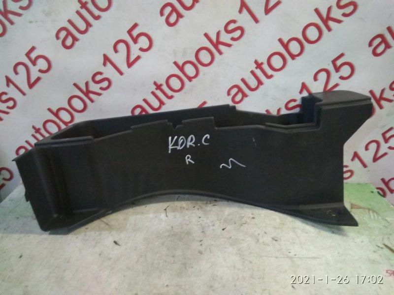 Ящик в багажник Ssangyong Actyon CK D20DTF (671950) 2012 правый