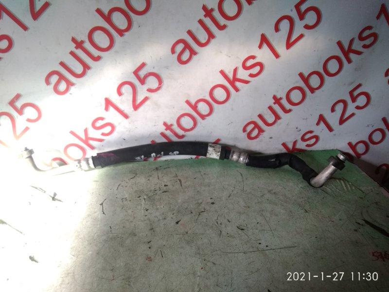 Трубка кондиционера Ssangyong Actyon Sports D20DT (664) 2007