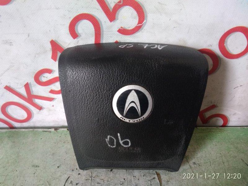 Подушка безопасности водителя Ssangyong Actyon Sports D20DT (664) 2007