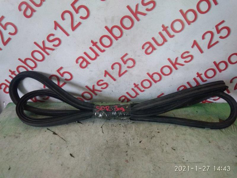 Уплотнительная резинка Kia Sorento BL D4CB 2005 задняя