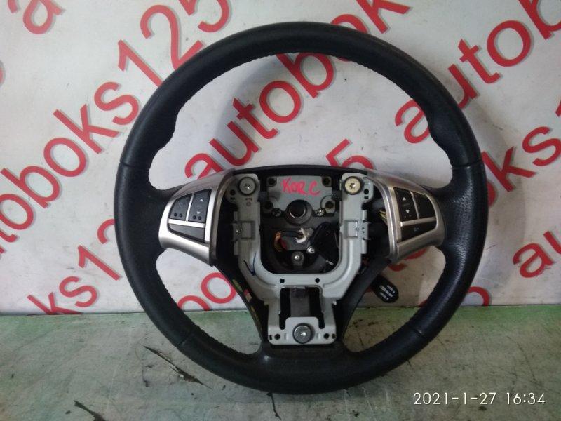 Руль Ssangyong Actyon CK D20DTF (671950) 2012