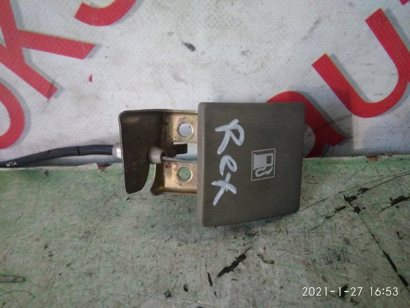 Ручка открывания топливного бака Ssangyong Rexton OM662 (662 920) 2003